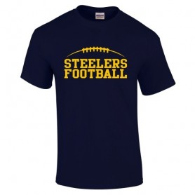 Teeside Steelers - Laces Logo T-Shirt