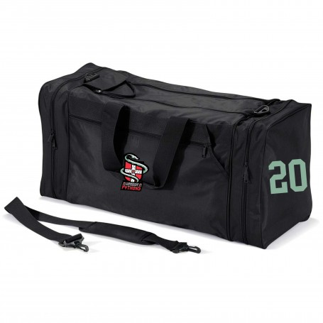 Cambridge Pythons - Custom Embroidered & Printed Kit Bag