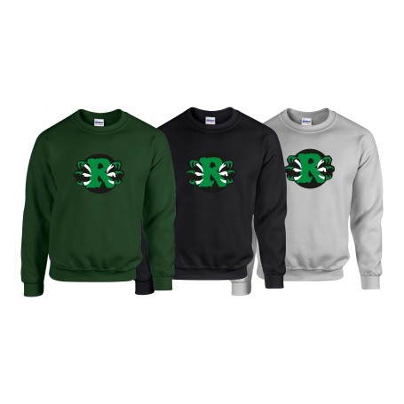 Jurassic Coast Raptors - Full Logo Sweatshirt