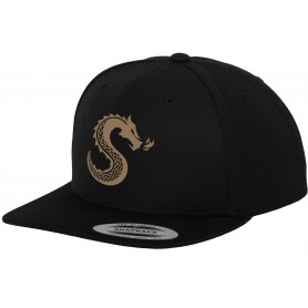 Staffordshire Saxons - Embroidered Snapback Cap